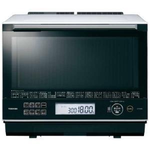 東芝 ER-TD3000-W 過熱水蒸気オーブンレンジ 石窯ドーム 30L グランホワイト|yamada-denki