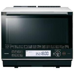 東芝 ER-TD5000-W 過熱水蒸気オーブンレンジ 石窯ドーム 30L グランホワイト|yamada-denki
