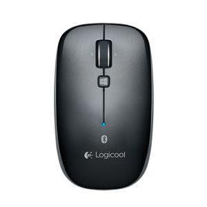 Bluetooth光学式マウス グレー<br>131