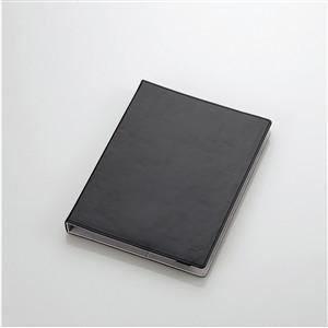 エレコム TB-10LCHBK 8.5〜10.5インチ汎用タブレットケース(レザータイプ) ブラック|yamada-denki