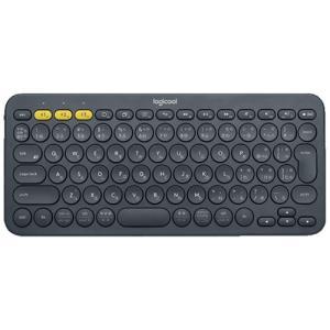 ロジクール K380BK ロジクール K380 マルチデバイス Bluetooth キーボード ブラ...