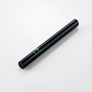 エレコム ELP-GL09BK 緑色レーザーポインター(ペンタイプ)|yamada-denki