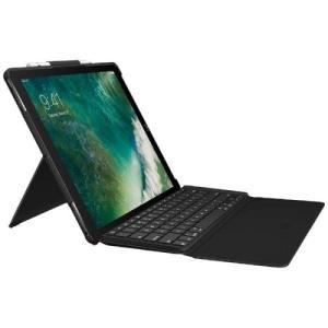 ロジクール IK1092BKA iPad Pro 10.5インチ用 バックライトキーボード付きケース...