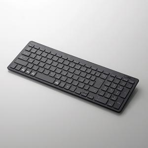 エレコム TK-FBP101BK  Bluetooth薄型コンパクトキーボード