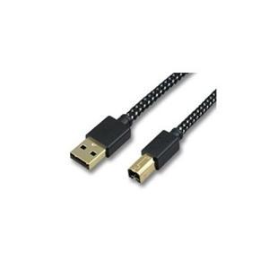 協和ハーモネット HUC-BD2AB-P5MS USBケーブル2.0 A-B BRAID仕様ケーブル...
