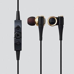 エレコム LBT-HPC1000MPGD Bluetooth対応ダイナミック密閉型カナルイヤホン(ゴ...