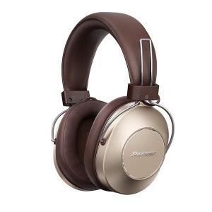 パイオニア SE-MS9BN-G Bluetooth ノイズキャンセリングワイヤレスヘッドホン ゴー...