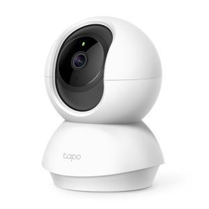 ティーピーリンクジャパン Tapo C200/R パンチルト ネットワークWi-Fiカメラ Micr...