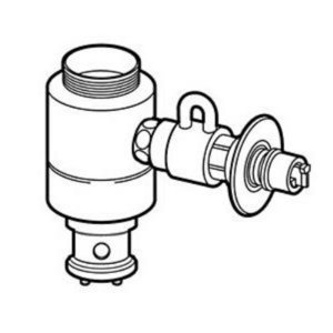 パナソニック 食器洗い乾燥機用 分岐栓 CB-SXH7 yamada-denki