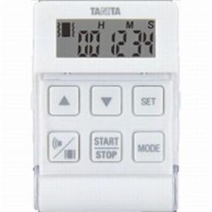 タニタ TD-370N-WH デジタルタイマー クイック ホワイト yamada-denki