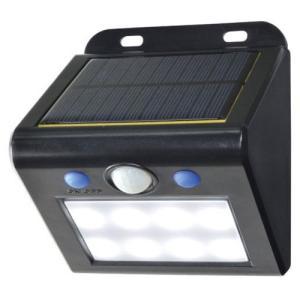 ELPA ESL-K101SL(W)  ソーラー式LEDセンサーライト(白色)