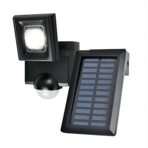 ELPA ESL-N111SL 屋外用LEDセンサーライト ソーラー式 1灯