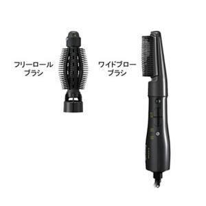 くるくるドライヤー  《ZIGZAG》  700W/500W  黒  EH-KA60-K yamada-denki