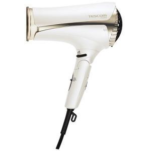 テスコム TID2600-W プロテクトイオンヘアードライヤー ホワイトの商品画像 ナビ