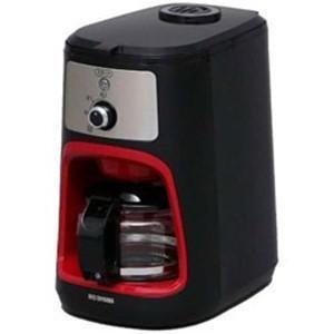 アイリスオーヤマ IAC-A600 コーヒーメーカー (4杯分) ブラック|yamada-denki