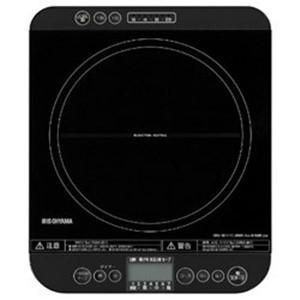 アイリスオーヤマ IHCTM141 卓上型IH調理器 (1口)|yamada-denki