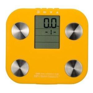 オーム電機 HB-K90-D 体重体組成計 オレンジ<br>046