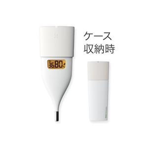 オムロン MC-652LC-W 婦人用電子体温計 ホワイト