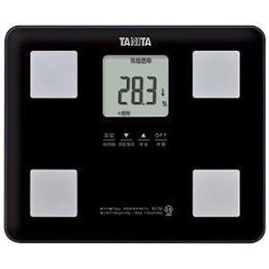 タニタ BC-760BK 体組成計・体重計 ブラック<br>046