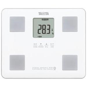 タニタ BC-760WH 体組成計・体重計 ホワイト<br>046