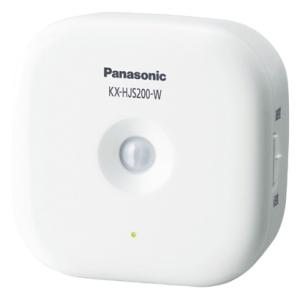 パナソニック KX-HJS200-W ホームネットワークシステム 「スマ@ホーム システム」 人感センサー ホワイト|yamada-denki