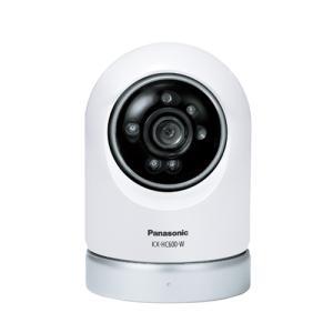 パナソニック KX-HC600-W 屋内スイングカメラ ホワイト|yamada-denki