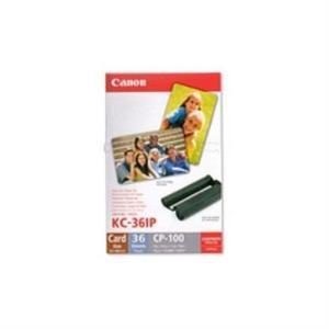BJプリンタ用紙 カラーインクペーパーセットKC36IP<br>119