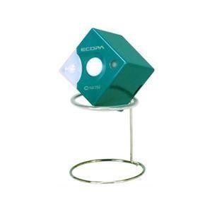 日本セラミック SL-660-GR 電池式LEDセンサーライト エコパキューブ(グリーン)<b...