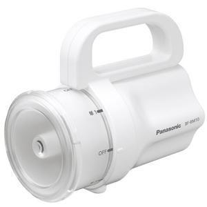 LED懐中電灯 「電池がどれでもライト」200lx ホワイト/単1形~単4形電池対応  BF-BM10(W)|yamada-denki