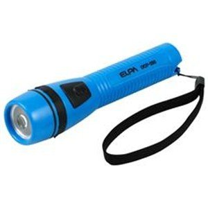 ELPA DOP-280(BL) LEDハンディライト ブルー|yamada-denki