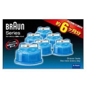 ブラウン CCR6 アルコール洗浄システム専用洗浄液カートリ...