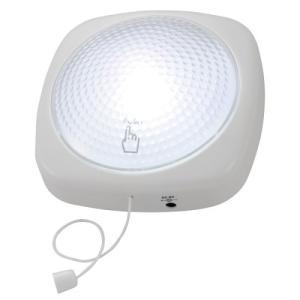 オーム電機 BO-LB20A5 LED大型プッシュライト 白色LED yamada-denki