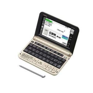 カシオ XD-Z6500GD 電子辞書 「EX-word(エクスワード)」 (生活・教養モデル 160コンテンツ収録) ゴールド|yamada-denki