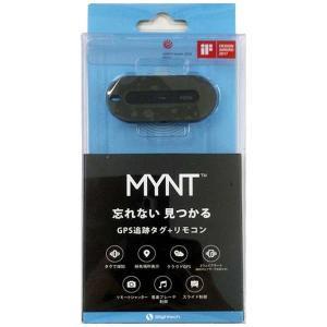 ウイルコム M01S-BK MYNT GPS追跡タグ+リモコン ブラック|yamada-denki