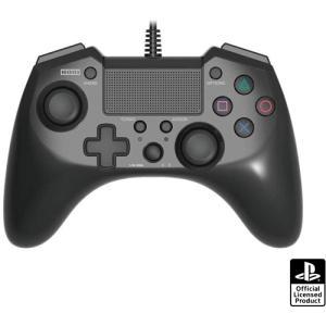 ホリパッドFPSプラス for PlayStation 4 ブラック|yamada-denki