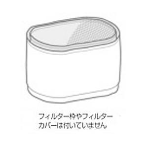 パナソニック FE-ZKE07 加湿器用交換フィルター|yamada-denki