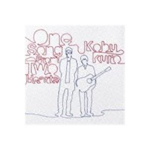 <CD> コブクロ / One Song From Two Hearts/ダイヤモンド<br&...