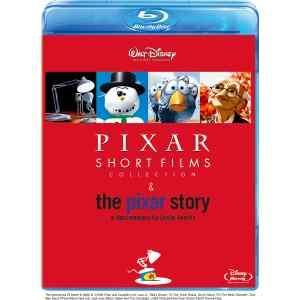 <BLU-R> ピクサー・ショート・フィルム&ピクサー・ストーリー 完全保存版<br&...