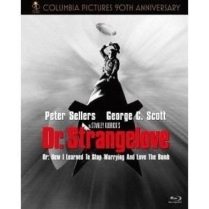 <BLU-R> 吹替洋画劇場 コロンビア映画90周年記念 博士の異常な愛情 デラックス・エディション