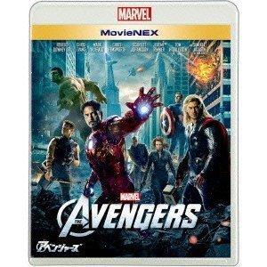 <BLU-R> アベンジャーズ MovieNEX ブルーレイ+DVDセット