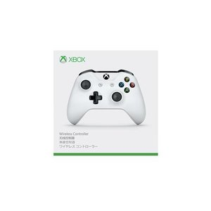 XboxOne ワイヤレスコントローラー (ホワイト)|yamada-denki