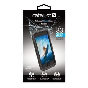 Catalyst カタリスト iPhone 8/7 完全防水ケース ブラック CT-WPIP174-BK CT-WPIP174-BK|yamada-denki