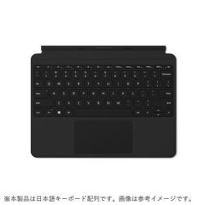 マイクロソフト KCM-00019 Surface Go タイプ カバー ブラック   ブラック