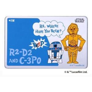 レイ・アウト ICカードステッカー/C-3PO、R2-D2 RT-SWICSB/CR|yamada-denki