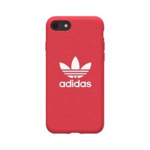 adidas OR-Adicolor-Moulded Case-iPhone 6/6S/7/8-Radiant Red 29935 29935 yamada-denki