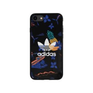 adidas OR-Island Time-Snap case-iPhone 6/6S/7/8-Black 30931 30931 yamada-denki