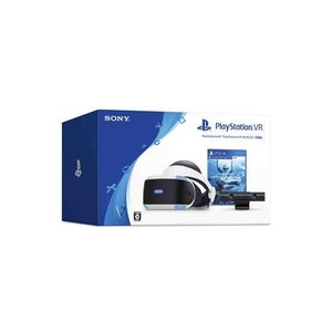 "PlayStationVR ""PlayStationVR WORLDS"" 同梱版 CUHJ-16006