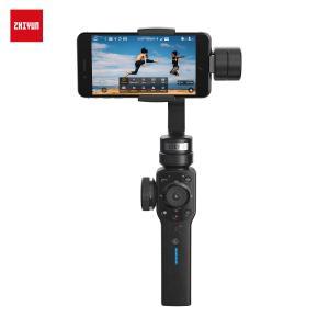 ZHIYUN(ジーウン) Smooth 4-Black C030016J プロカメラマンや映像クリエーターに愛用される電動スタビライザー|yamada-denki