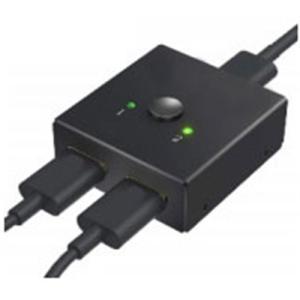 アクラス GAME-0021344 2WAY HDMIセレクター|yamada-denki