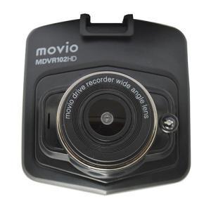 ナガオカ MDVR102HD 2.4 LCD搭載720P高画質HDドライブレコーダー|yamada-denki